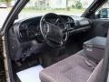 2002 Dodge Ram 3500 Mist Gray Interior Prime Interior Photo
