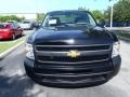 2013 Black Chevrolet Silverado 1500 Work Truck Extended Cab  photo #2