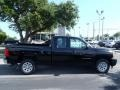 2013 Black Chevrolet Silverado 1500 Work Truck Extended Cab  photo #6