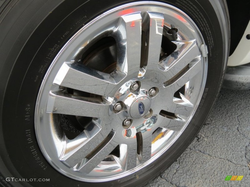 2008 Ford Explorer Sport Trac Limited Wheel Photo