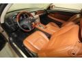 Saddle 2003 Lexus SC Interiors