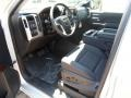 Jet Black Prime Interior Photo for 2014 GMC Sierra 1500 #82470218