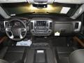 Jet Black Dashboard Photo for 2014 GMC Sierra 1500 #82470343