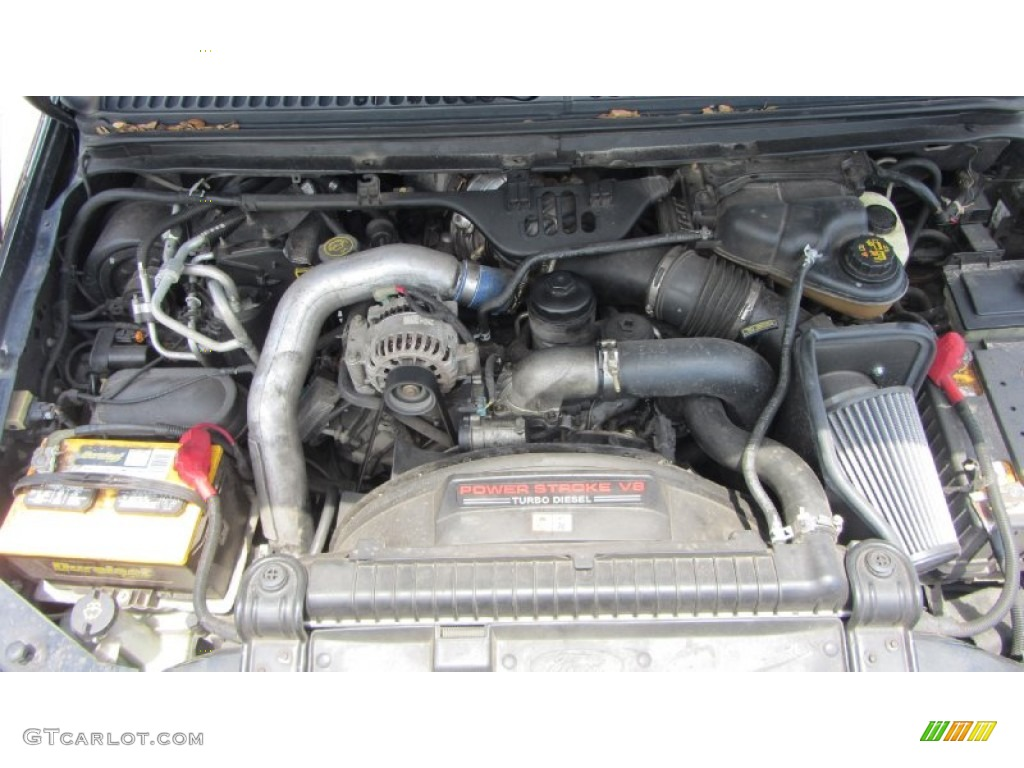 2004 Ford Excursion Limited 4x4 Engine Photos Gtcarlot Com