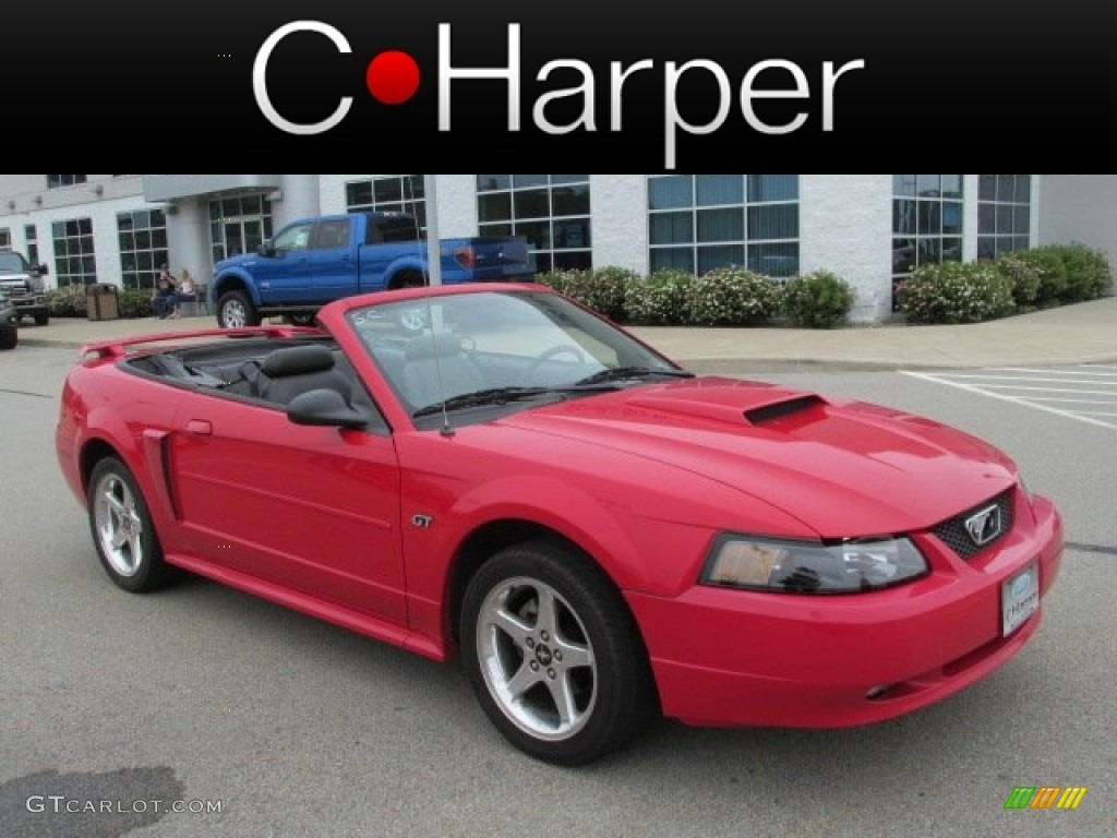 2003 torch red ford mustang gt convertible 82446385 photo 8 torch red ford mustang ford mustang gt convertible sciox Images