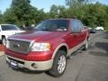 Redfire Metallic 2008 Ford F150 Gallery