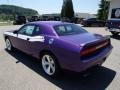 2013 Plum Crazy Pearl Dodge Challenger R/T Classic  photo #8