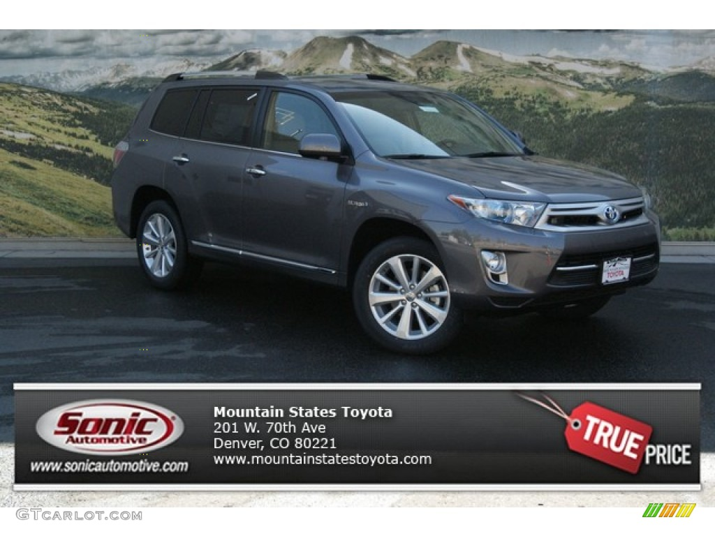 2014 toyota highlander prices and specs autosaur autos post. Black Bedroom Furniture Sets. Home Design Ideas
