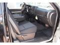 2013 Black Chevrolet Silverado 1500 LT Extended Cab 4x4  photo #6