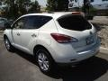 2011 Glacier White Pearl Nissan Murano SV AWD  photo #5