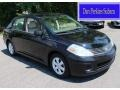 Super Black 2007 Nissan Versa Gallery