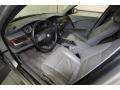 Grey 2007 BMW 5 Series Interiors