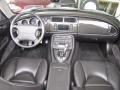 2006 Jaguar XK Charcoal Interior Dashboard Photo