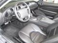 2006 Jaguar XK Charcoal Interior Prime Interior Photo