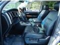 Black Front Seat Photo for 2010 Toyota Tundra #82508075
