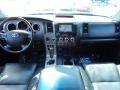 2010 Toyota Tundra Black Interior Dashboard Photo
