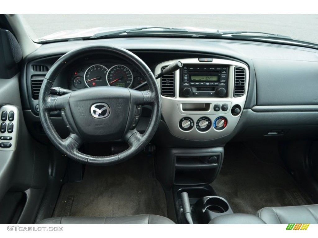2004 Mazda Tribute Es V6 Dashboard Photos Gtcarlot Com