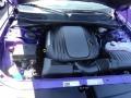 2013 Plum Crazy Pearl Dodge Challenger R/T Plus  photo #17