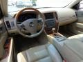 2005 STS Cashmere Interior