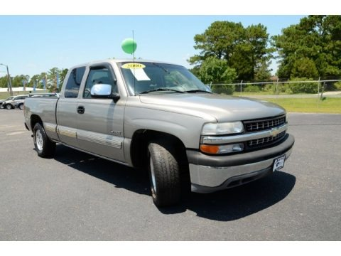 2000 chevrolet silverado 1500 ls extended cab data info and specs. Black Bedroom Furniture Sets. Home Design Ideas
