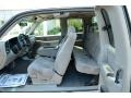 2000 Light Pewter Metallic Chevrolet Silverado 1500 LS Extended Cab  photo #12
