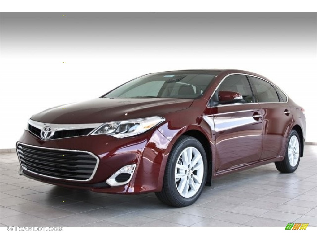 2013 Sizzling Crimson Mica Toyota Avalon Xle 82500999