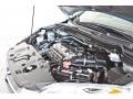 2010 Opal Sage Metallic Honda CR-V LX  photo #6