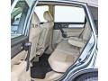 2010 Honda CR-V Ivory Interior Rear Seat Photo