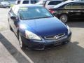 Eternal Blue Pearl 2004 Honda Accord EX V6 Sedan