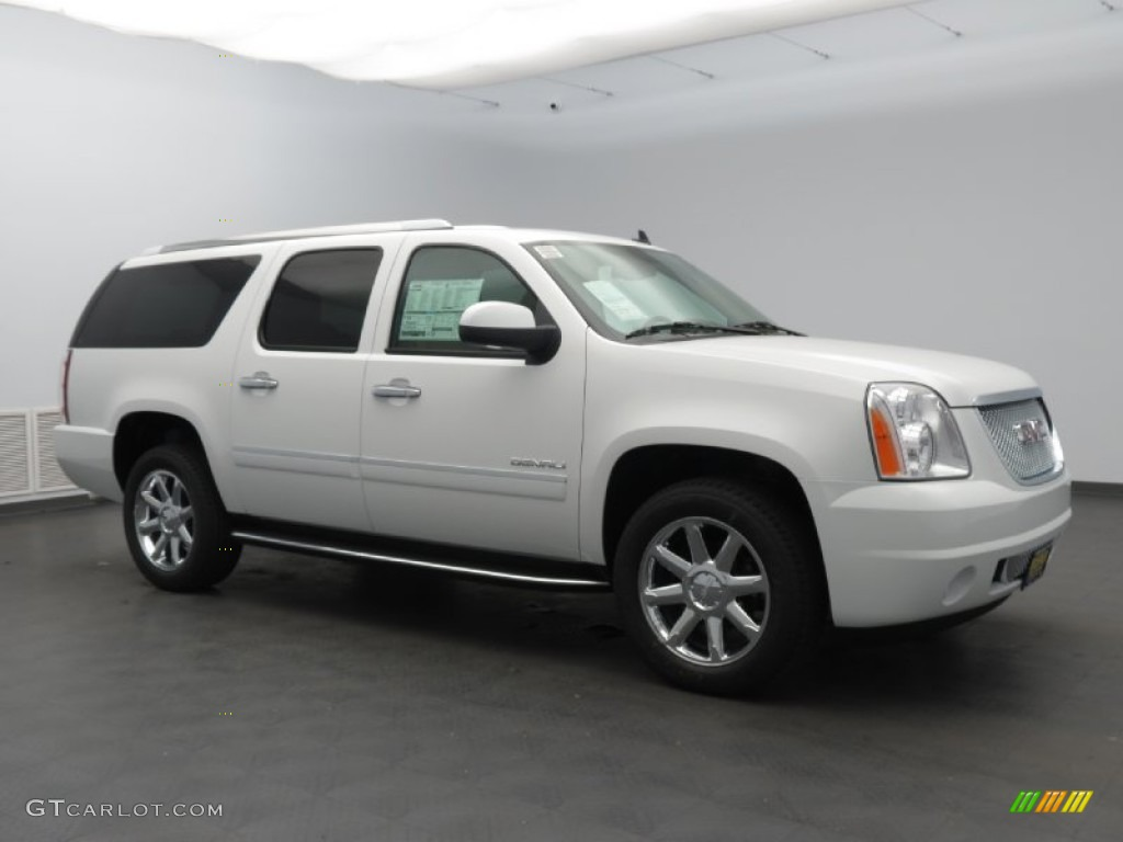 summit white 2013 gmc yukon xl denali awd exterior photo 82522295. Black Bedroom Furniture Sets. Home Design Ideas