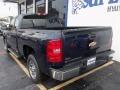 2012 Imperial Blue Metallic Chevrolet Silverado 1500 LS Extended Cab  photo #5