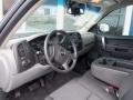 2012 Imperial Blue Metallic Chevrolet Silverado 1500 LS Extended Cab  photo #8