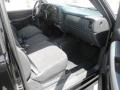 1999 Chevrolet Silverado 1500 Graphite Interior Interior Photo