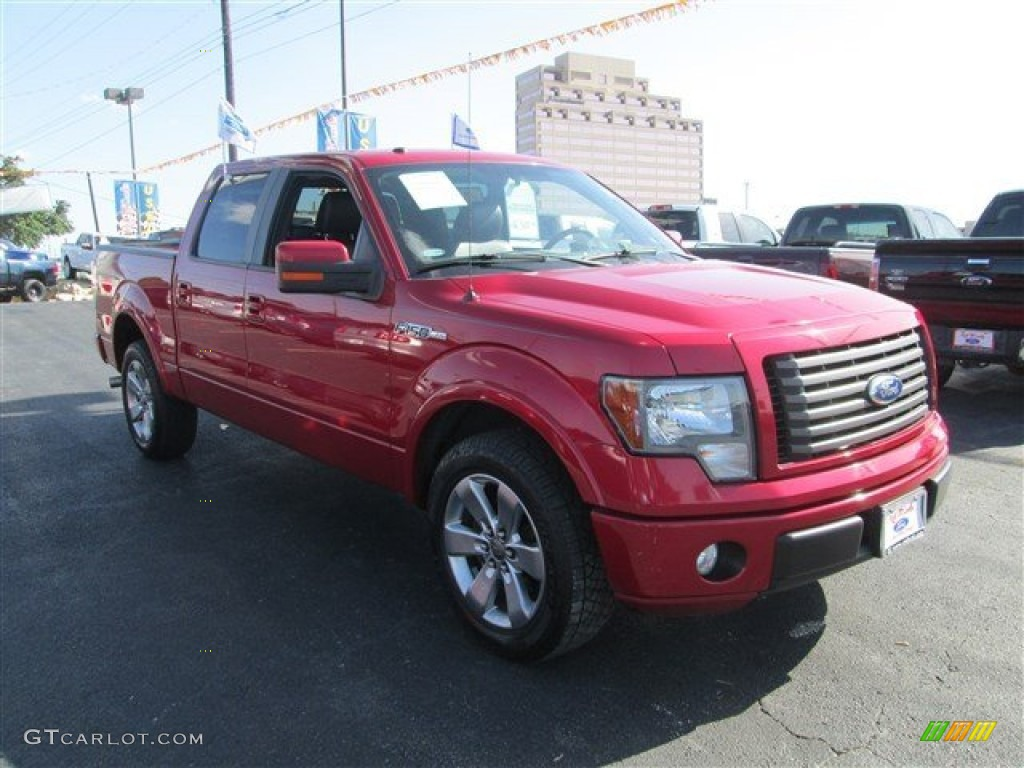2010 red candy metallic ford f150 fx2 supercrew 82500424 car color galleries. Black Bedroom Furniture Sets. Home Design Ideas