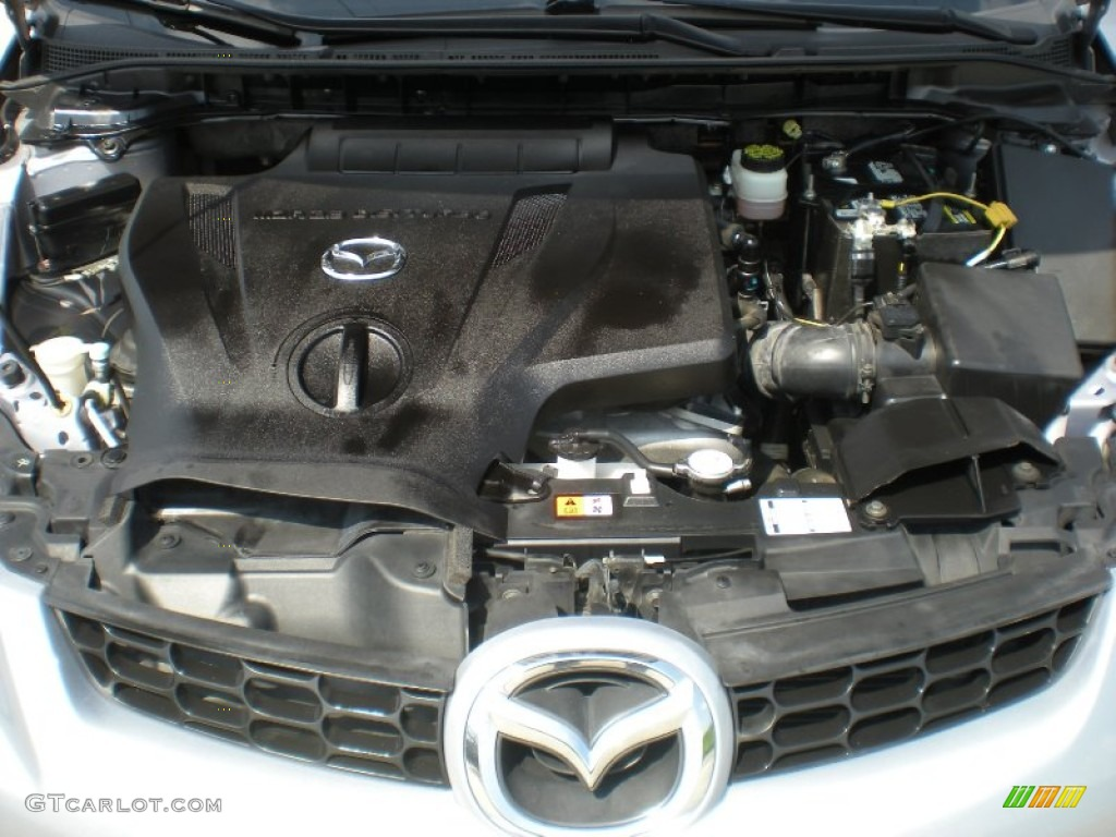 2008 mazda cx 7 grand touring engine photos. Black Bedroom Furniture Sets. Home Design Ideas
