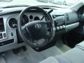 2008 Toyota Tundra Graphite Gray Interior Dashboard Photo
