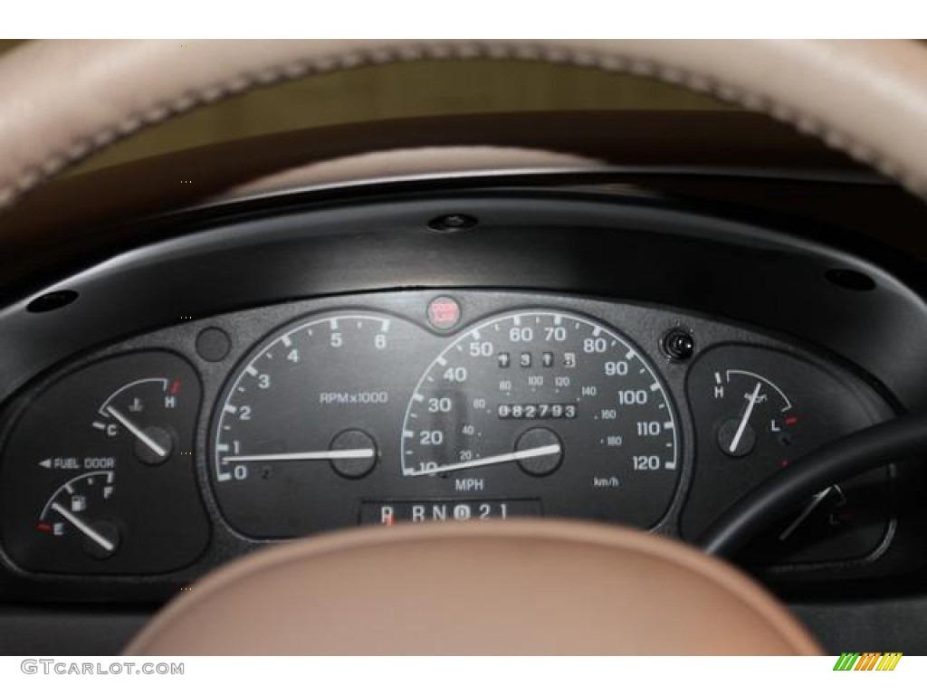 2000 Ford Explorer Limited 4x4 Gauges Photos