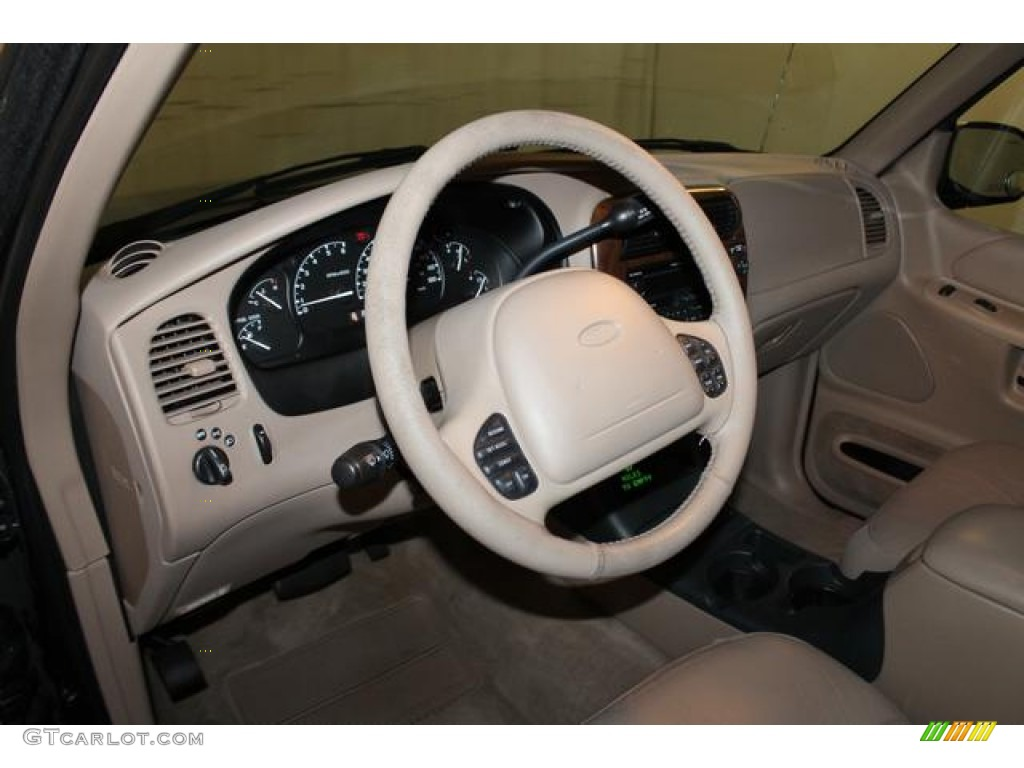 2000 Ford Explorer Limited 4x4 Dashboard Photos