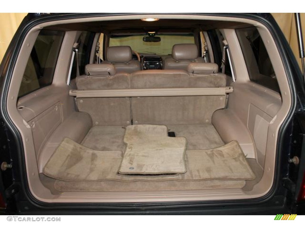 2000 Ford Explorer Limited 4x4 Trunk Photos
