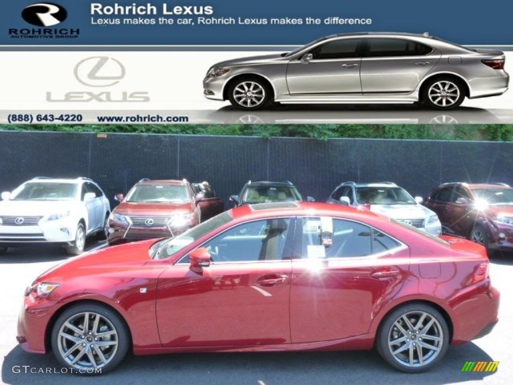2014 Matador Red Mica Lexus Is 250 F Sport Awd 82500610 Car Color Galleries