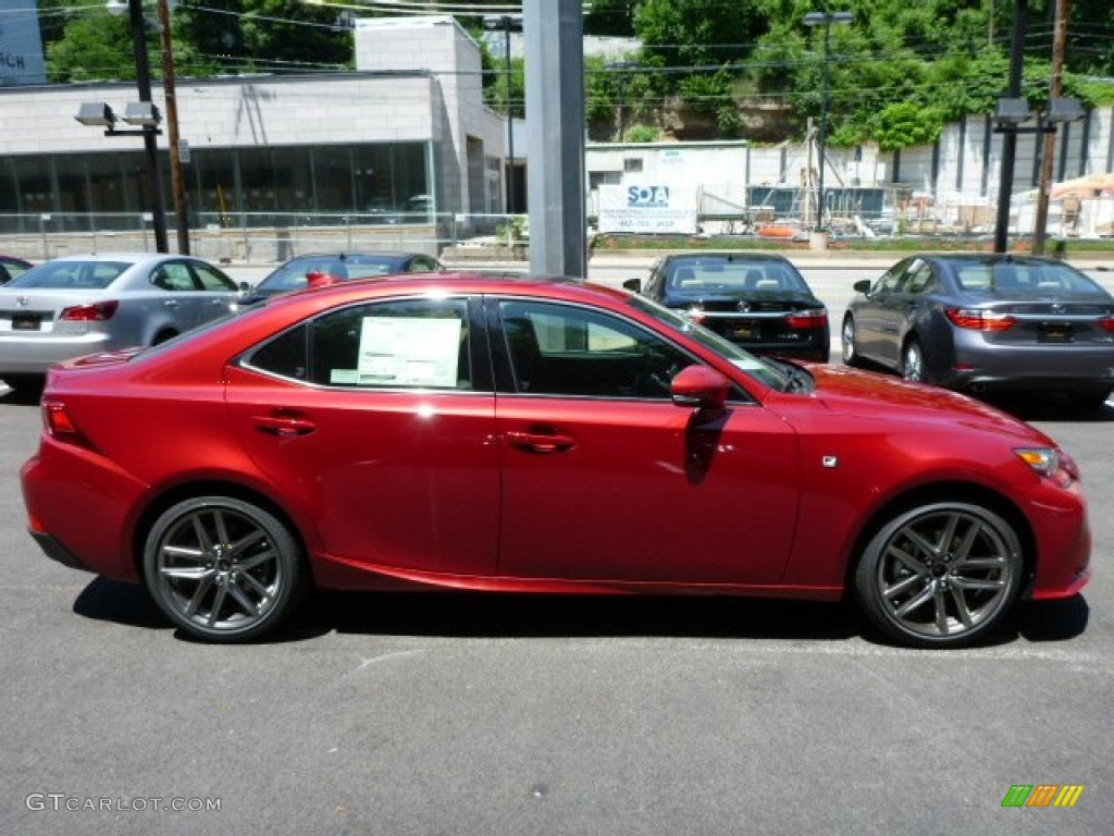 lexus 2014 is 250 red. 2014 is 250 f sport awd matador red mica black photo 5 lexus is