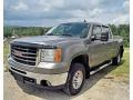 Steel Gray Metallic 2007 GMC Sierra 2500HD Gallery