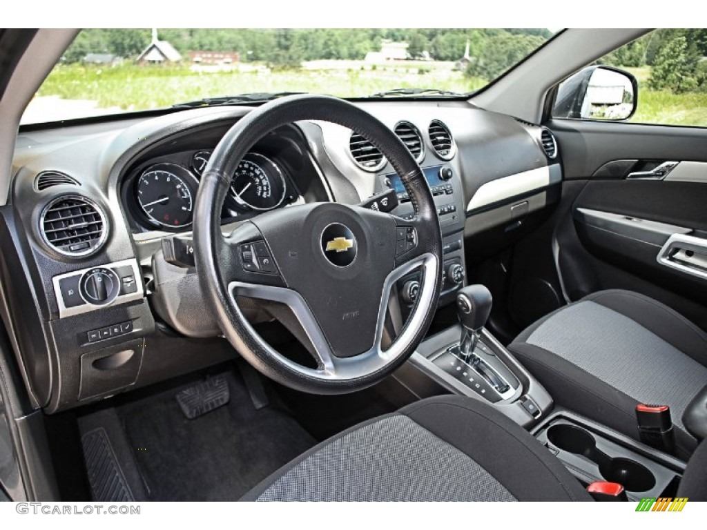 2012 Chevrolet Captiva Sport LS Interior Color Photos | GTCarLot.com