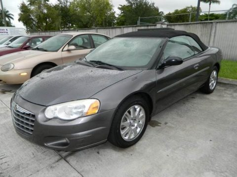 2004 chrysler sebring touring convertible data info and. Black Bedroom Furniture Sets. Home Design Ideas