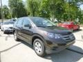 2013 Kona Coffee Metallic Honda CR-V LX AWD  photo #1