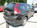2013 Kona Coffee Metallic Honda CR-V LX AWD  photo #3