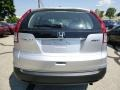 2013 Alabaster Silver Metallic Honda CR-V LX AWD  photo #4