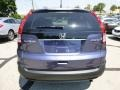 2013 Twilight Blue Metallic Honda CR-V EX AWD  photo #4