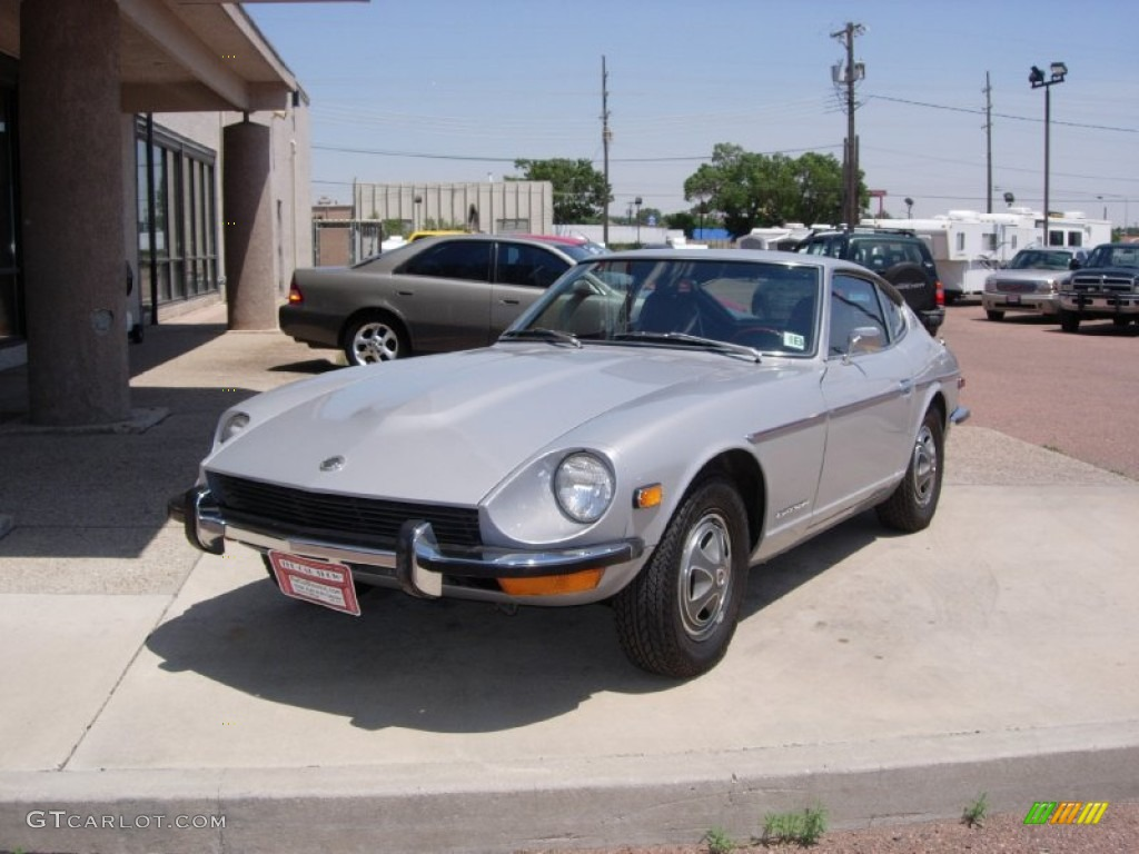 1973 Silver Datsun 240Z #82553972 Photo #16 | GTCarLot.com ...