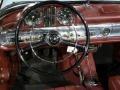 1958 Mercedes-Benz 300SL Roadster, Silver Blue / Burgundy, Steering Wheel, Dashboard